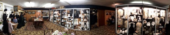 Een overzicht van museum De Muts. Foto Janneke Hobo