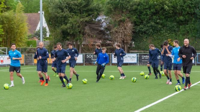 """Christophe Van Heyste liet FC Latem al twee keer trainen: """"Ik moet de groep intomen"""""""