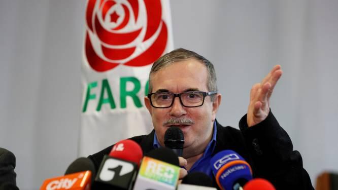Partijleider FARC verzoekt rebellerende ex-guerrillero's om de wapens níet op te nemen