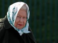 Nouvelle tuile pour la reine d'Angleterre