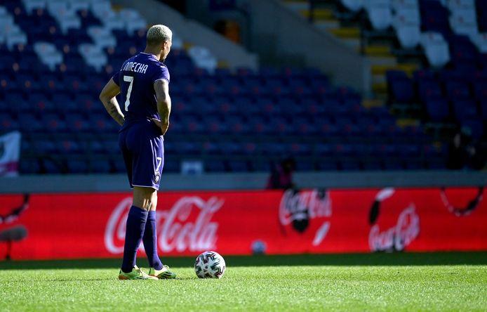 Une grosse désillusion pour le Sporting d'Anderlecht, pas au niveau contre Courtrai.