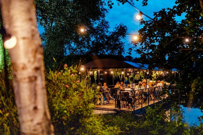Dinner On The Lake strijkt neer in Zuienkerke.