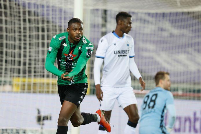 Musaba zette Cercle met zijn zesde van het seizoen nog op voorsprong.