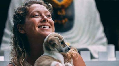 Run op relaxhotel op Bali waar gasten met puppy's kunnen knuffelen