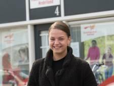 Ella Snijders geeft statushouders steuntje in de rug