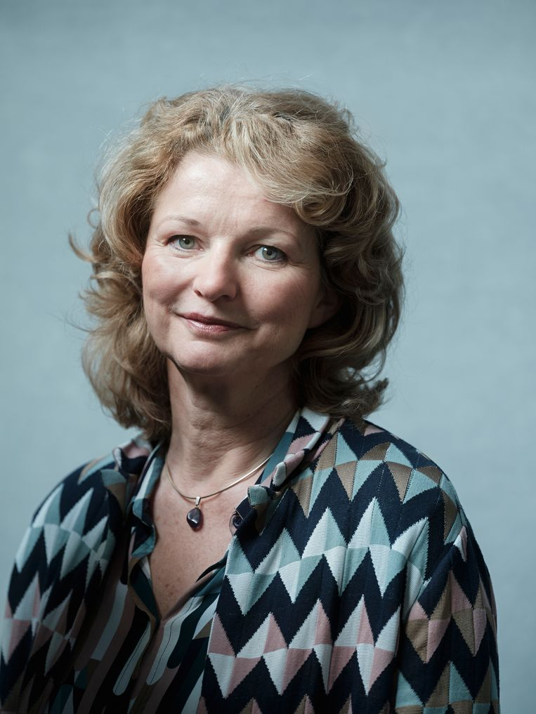 Marjan van Loon (55), president-directeur van Shell Nederland: 'Ik zei: 'Moet ik als meisje meer meebrengen dan als jongen?' Daarna ben ik weggelopen.' Beeld Frank Ruiter