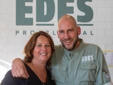 Edwin van den Oever opent met zijn vrouw EDES Proeflokaal