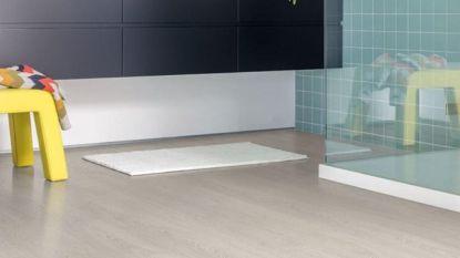 Mag je laminaat leggen in de badkamer?