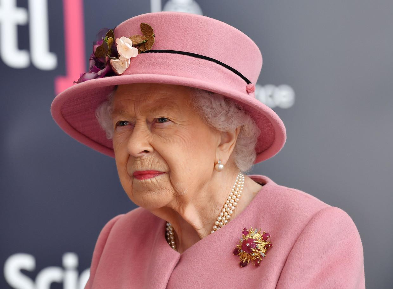 Harry De Paepe over de queen: 'Volgens sommigen is ze niet blij met de brexit omdat ze er veel europese landbouw-subsidies door zou verliezen.'  Beeld Photo News