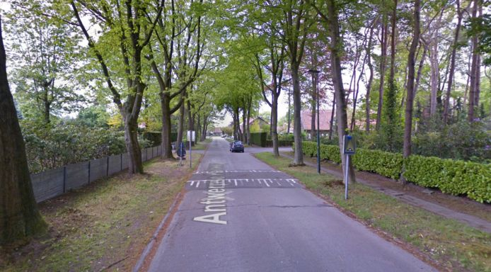 De Antwerpse Heirweg is een van de straten die onder handen wordt genomen.
