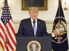 """""""Scandalisé par la violence"""" au Capitole, Trump appelle à la """"réconciliation"""" et promet une """"transition sans accrocs"""""""