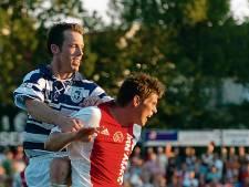 Spakenburg loot Ajax in KNVB-beker, IJsselmeervogels treft Go Ahead Eagles