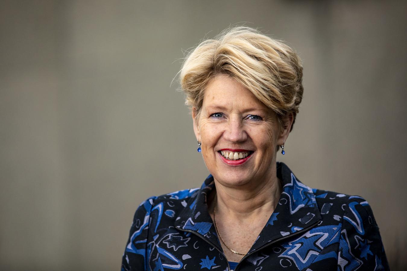 Wethouder Ursula Bekhuis van Tubbergen.