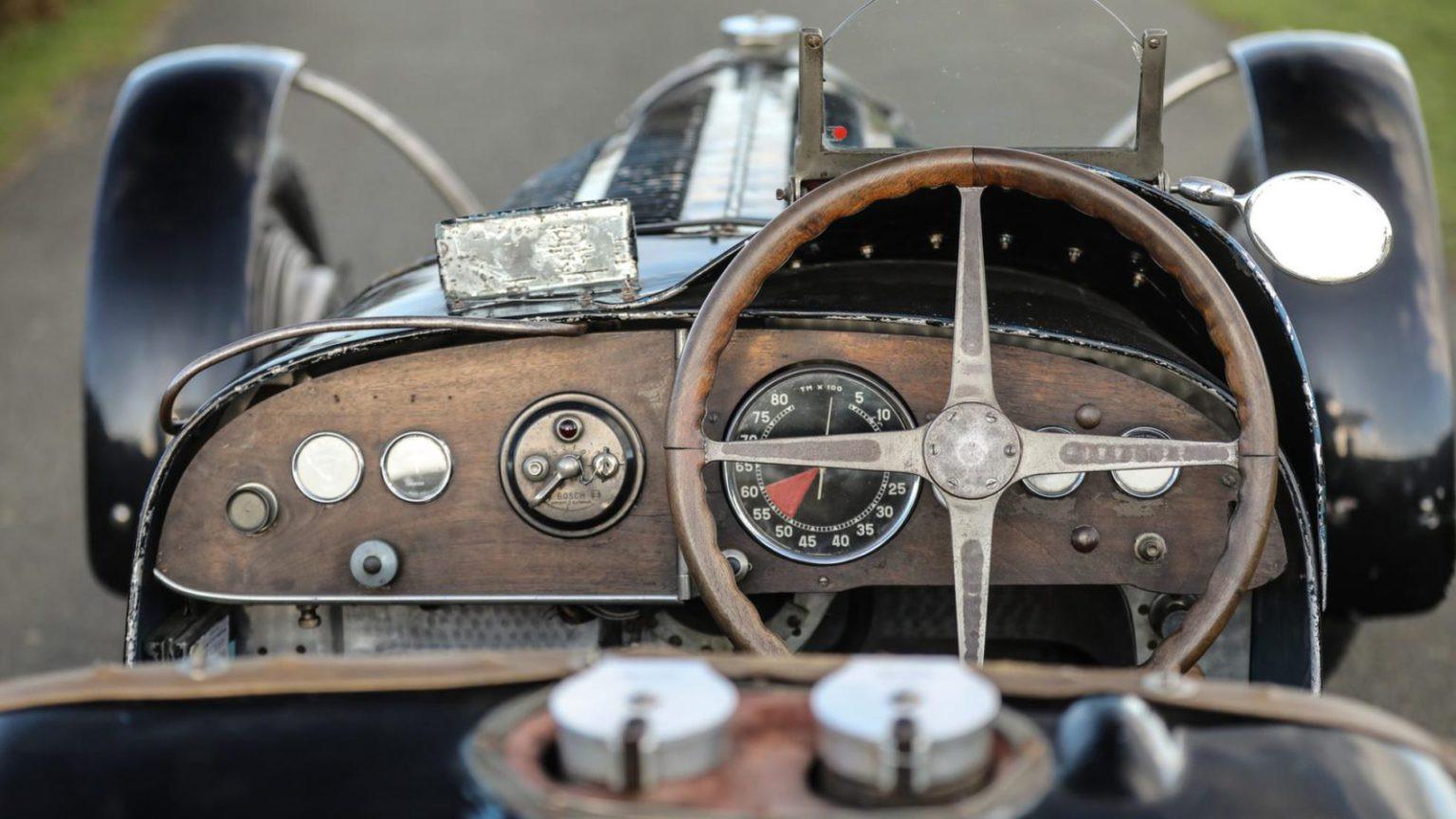 Bugatti Type 59 Sports.