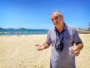 Celil Badikanli: ,,Het is hier nu beter om toerist te zijn dan inwoner van dit land.''