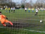 In restant van twintig minuten krijgt Oostkapelle/Domburg er nog drie tegen