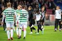 Pione Sisto, een van de sterspelers van FC Midtjylland, vierde vorige week de overwinning op Celtic nog, maar ontbreekt dinsdagavond tegen PSV. Hij testte positief op corona.