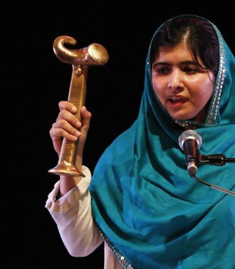 Pakistaanse Malala krijgt mensenrechtenprijs