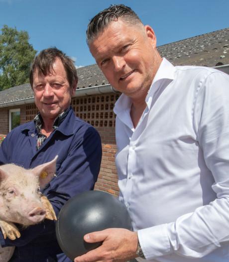 De staat van het Brabantse platteland: De ballen van Franc drijven nu in de marge