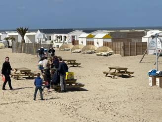 Hoezo, enkel terrassen in Middelkerke? Ook in Zeebrugge kan je picknicken op 80 banken