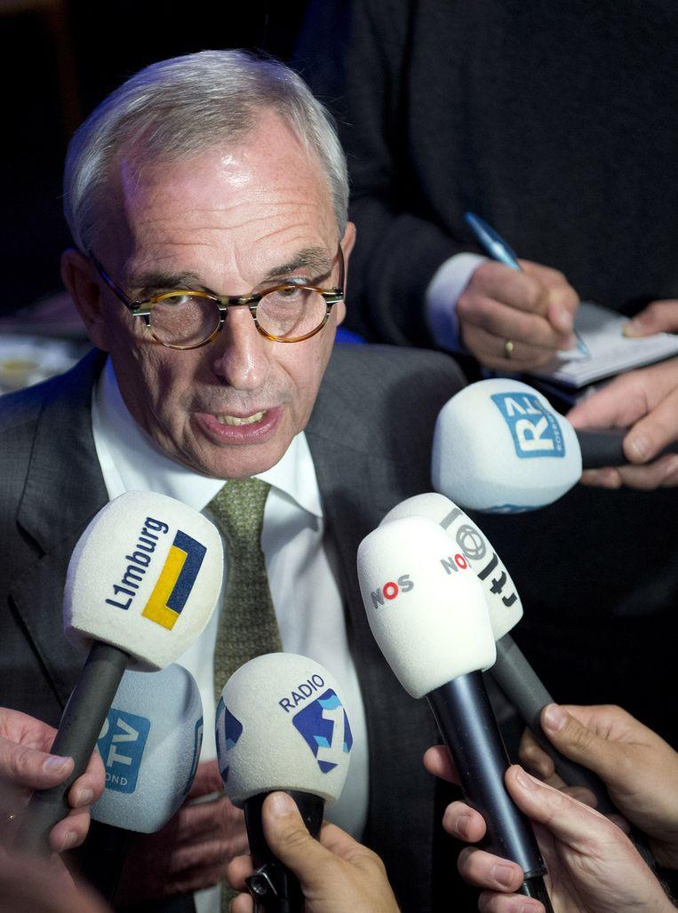 VVD'er Jos van Rey. Beeld ANP