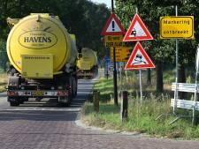 Straks op de rem tussen Maashees en Venray, gemeente Boxmeer past maximumsnelheid aan