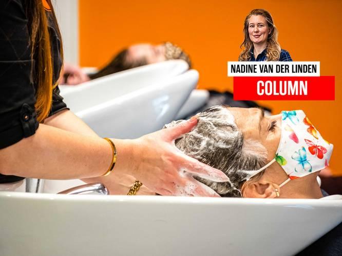 COLUMN. Quasi iedereen mist het: hoelang nog voor we naar de kapper mogen?