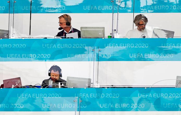 Linksboven Arno Vermeulen, rechts Jeroen Grueter. Onder: Jeroen Elshoff.