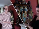Monique en Peter verzamelen Heiligenbeelden: 'Ik wist niet dat we hier zo gelukkig van konden worden'