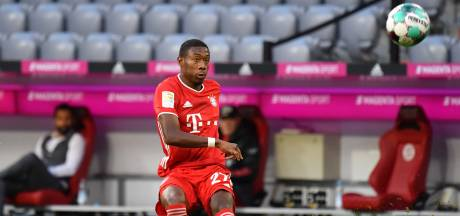 Bayern over uitblijven handtekening Alaba: 'We gaan geen spelletjes spelen'