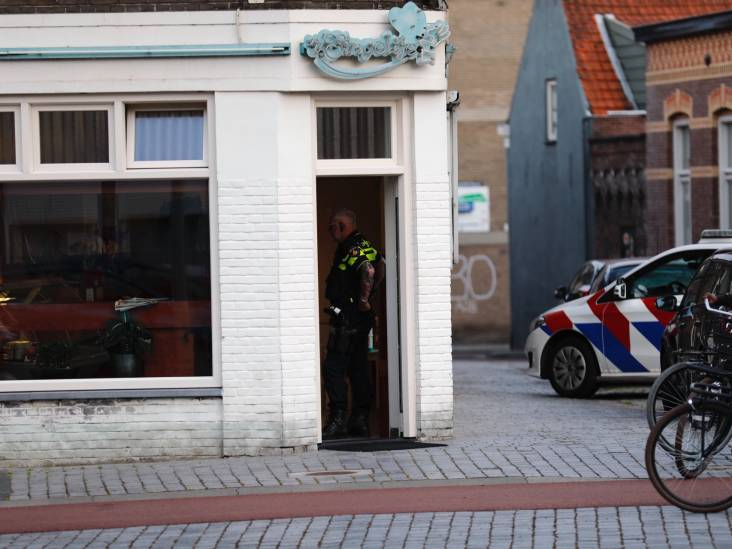 Cafetaria overvallen in Bergen op Zoom, verdachte aangehouden
