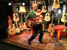 André Brugman overleden: hij was de 'Nijmeegse Elvis', maar wilde zo niet heten