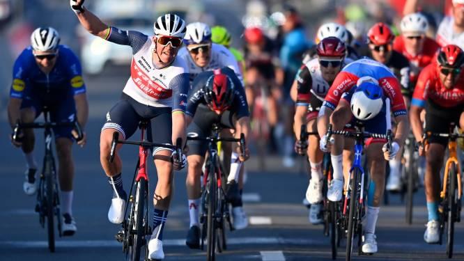 """Bert Van Lerberghe sluit Kuurne-Brussel-Kuurne als negende af: """"Niet meer gewoon om zelf te spurten"""""""