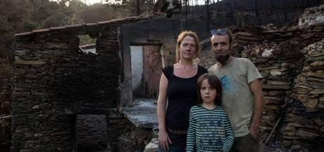 Droomhuis Puttens gezin verwoest in Portugal, bakkerij komt in actie
