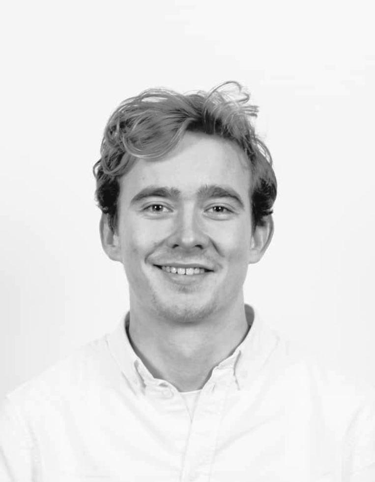 Oscar Donck is historicus en politicoloog en werkt als onderzoeker bij de UvA.   Beeld -