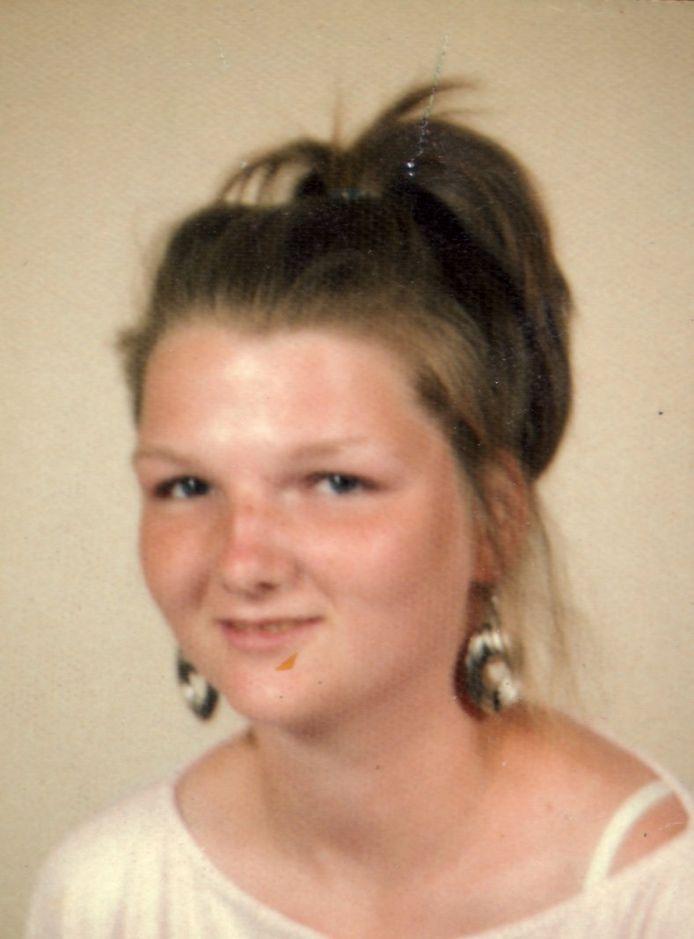 Jessica Richel uit Etten-Leur, vermoord in 1991.