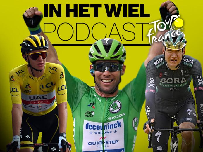 De Tour-podcast van In Het Wiel.
