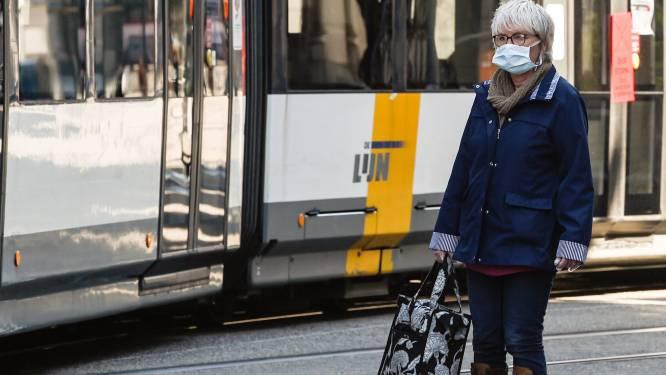 Bovenleiding tram hersteld: lijnen 8 en 10 rijden weer normaal