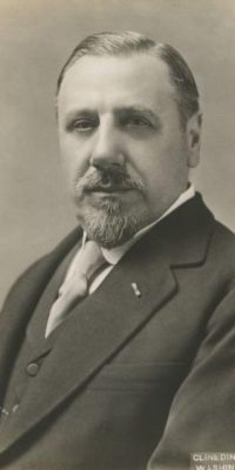 Victor Horta. Beeld rv