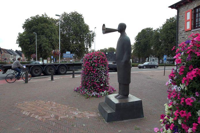 Den Toeter is vandaag het bekendste zicht van Kaprijke, maar dat kan beter.