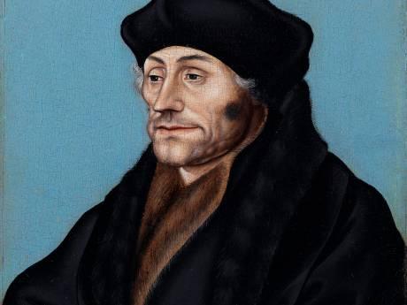 'Gouda en Rotterdam moeten stoppen met twisten over herkomst Erasmus'