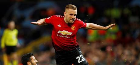 Shaw verlengt contract bij Manchester United tot 2023