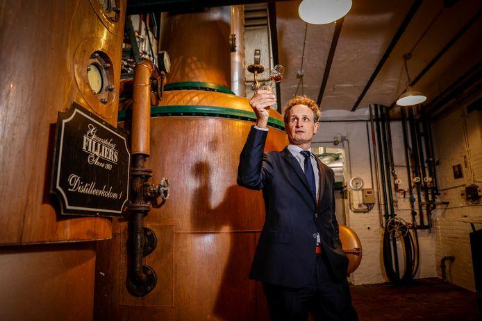 CEO Bart Cnudde van Filliers.