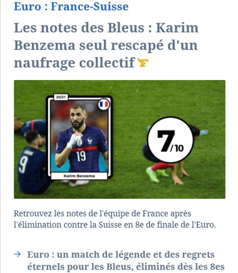 . Beeld Le Figaro
