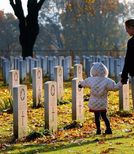 Ruim 42.000 kinderen onder de tien jaar zijn door de oorlog omgekomen. Daar word ik stil van