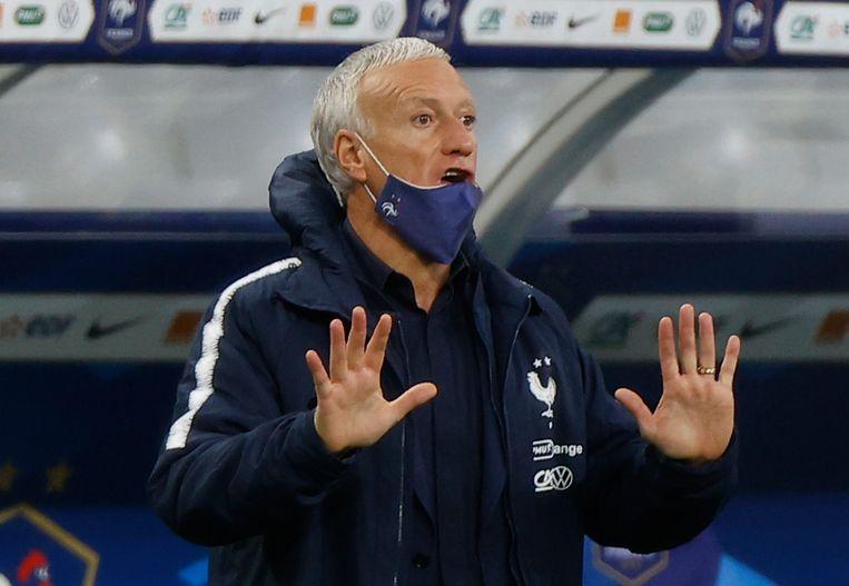 Didier Deschamps Beeld EPA