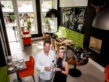 Naar Johan en zijn dochter Amber 'voor een mooi bord eten en een goed glas wijn'