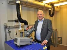 Ondernemer Willy Ahout wil zijn microturbines verkopen in Amerika: 'Zie het als een soort thuiscentrale'