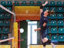 Volleybalster Nicole van de Vosse gaat nu al een WK spelen, veel eerder dan verwacht: 'De spelen van 2028, dat is mijn doel'