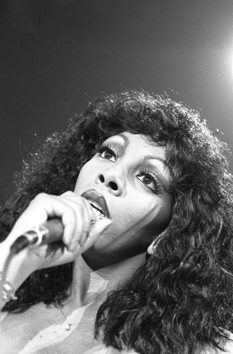 Donna Summer. Beeld PHOTO_NEWS